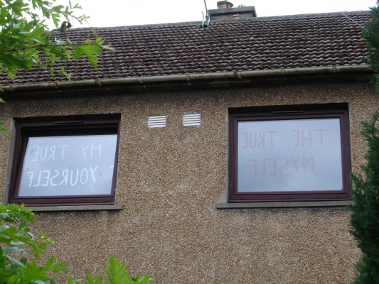 For my neighbours