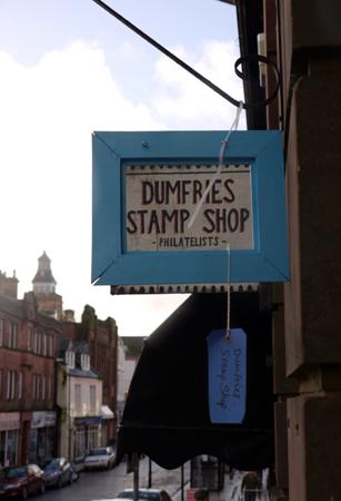 Dumfries Stamp Shop