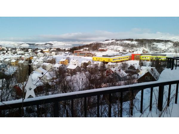 24.Dec: Kim Stenersen, Kirkenes, Norway -